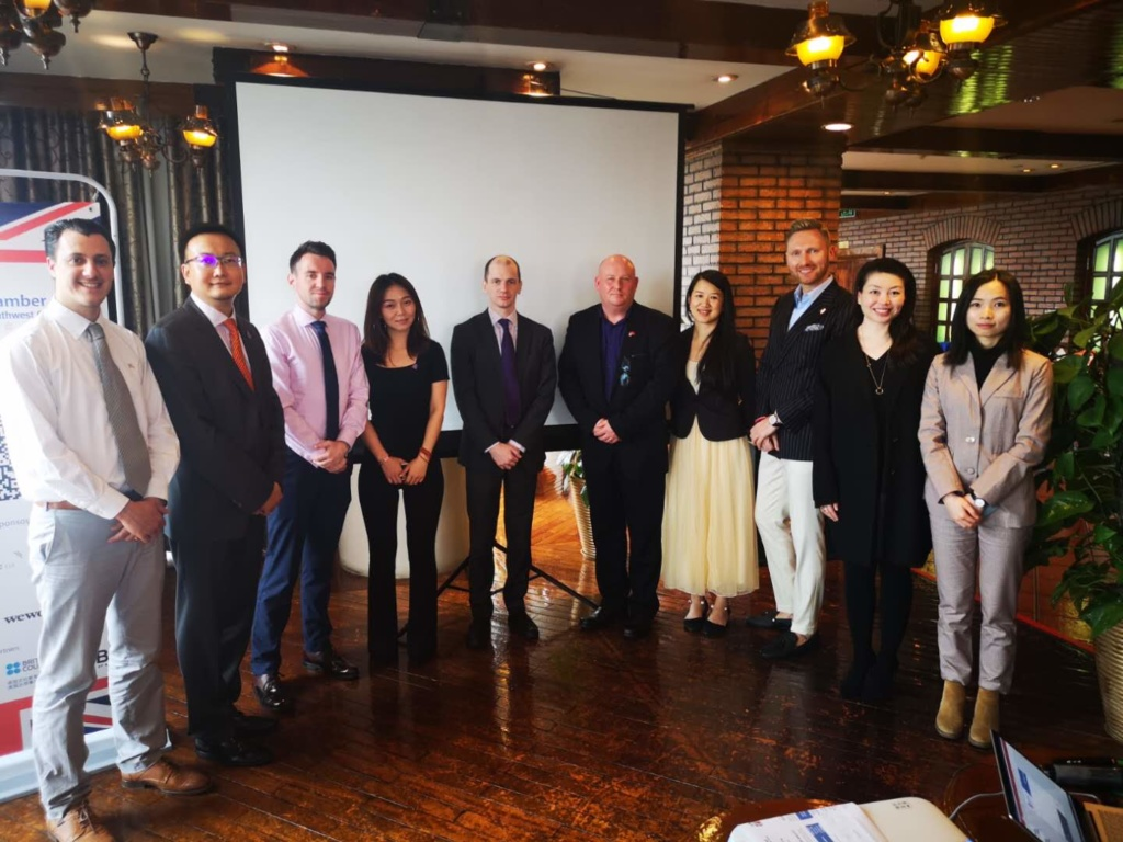 Executive Committee – British Chamber of Commerce Southwest China